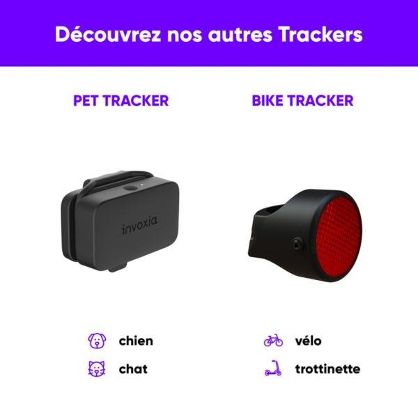 Autres traceurs GPS